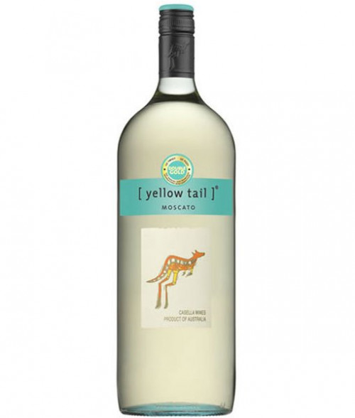 Yellow Tail Moscato 1.5L NV