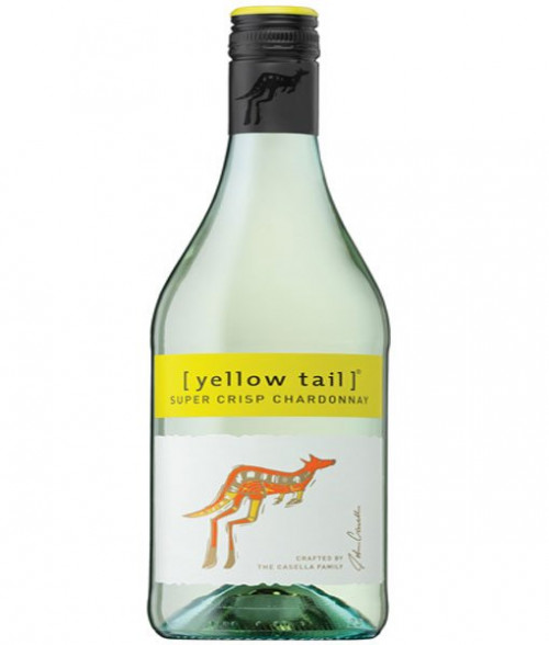 Yellow Tail Super Crisp Chardonnay 1.5L NV