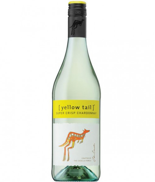 Yellow Tail Super Crisp Chardonnay 750ml NV