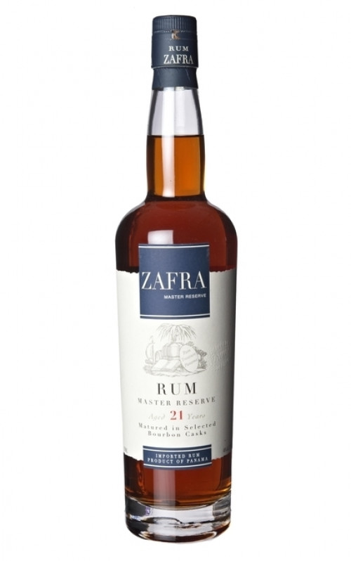 Zafra 21Yr Old Rum 750ml