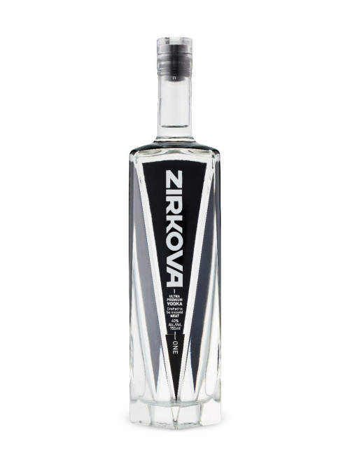 Zirkova One Ukrainian Vodka 1L