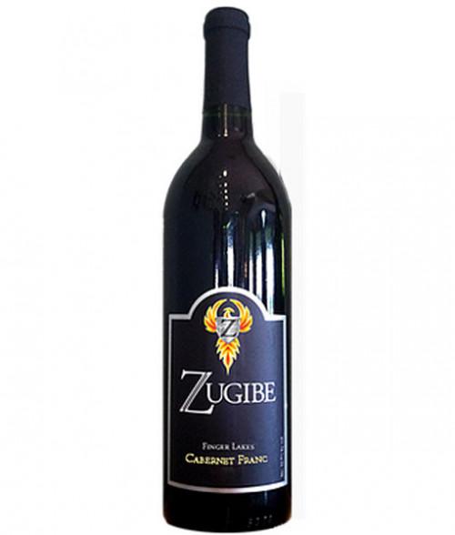 2017 Zugibe Cabernet Franc 750Ml