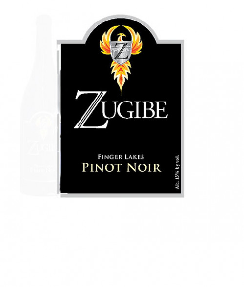 2015 Zugibe Pinot Noir 750ml