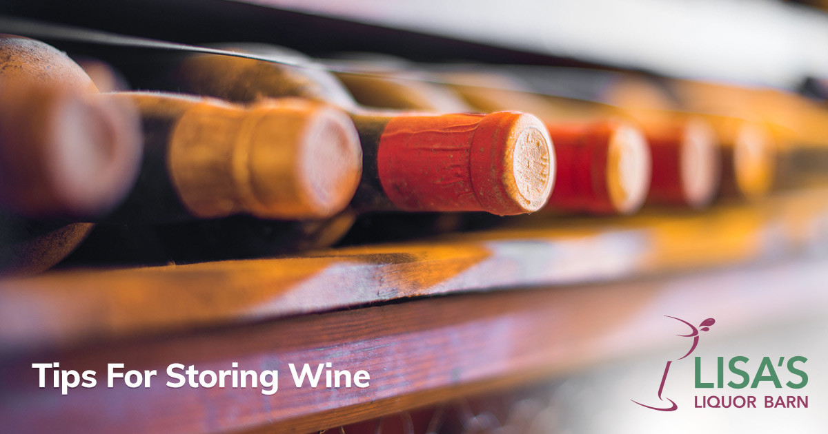 Tips on Proper Wine Storage for Optimal Results