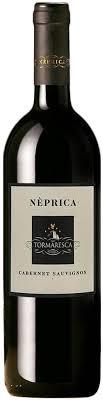 2017 Tormaresca Neprica Cabernet Sauvignon 750ml