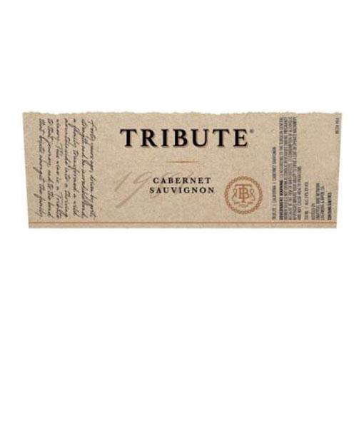 2017 Tribute Cabernet Sauvignon 750ml