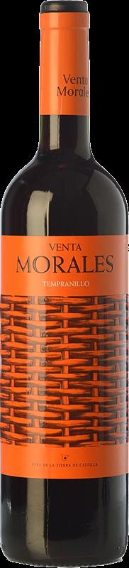 2018 Venta Morales Tempranello 750ml