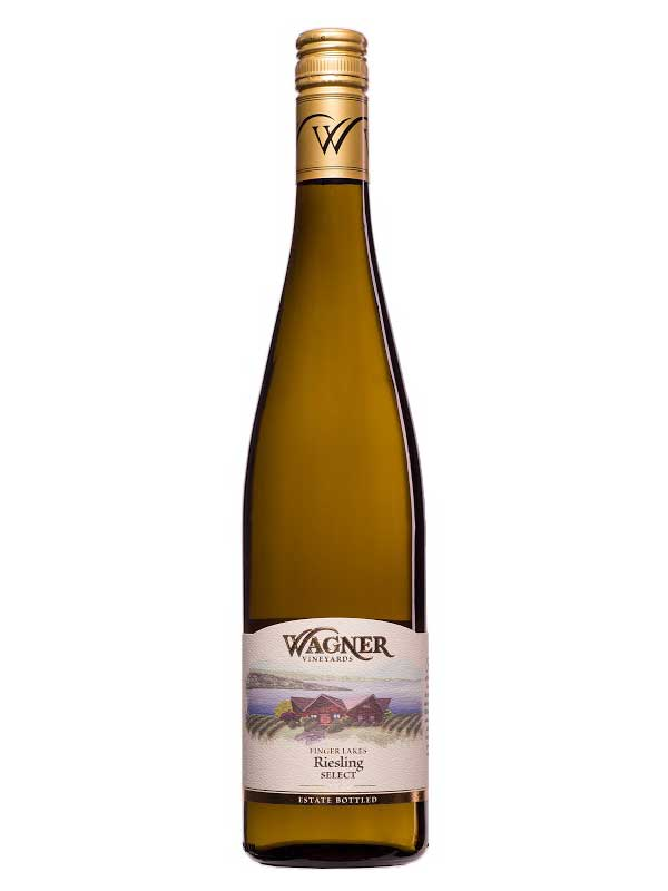 2017 Wagner Riesling Select 750Ml