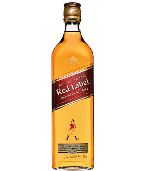 Johnnie Walker Red Label Blended Scotch 1L