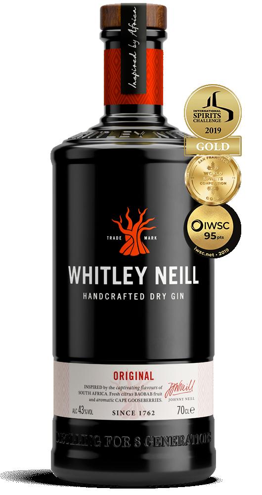 Whitley Neill Gin 750ml