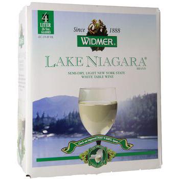 Widmer Lake Niagara 4L Box NV