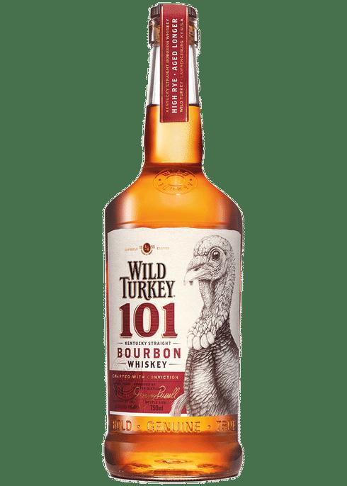 Wild Turkey 101 Proof Bourbon 1L