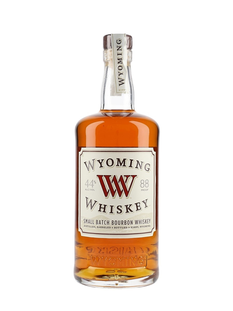 Wyoming Small Batch Bourbon Whiskey 750ml