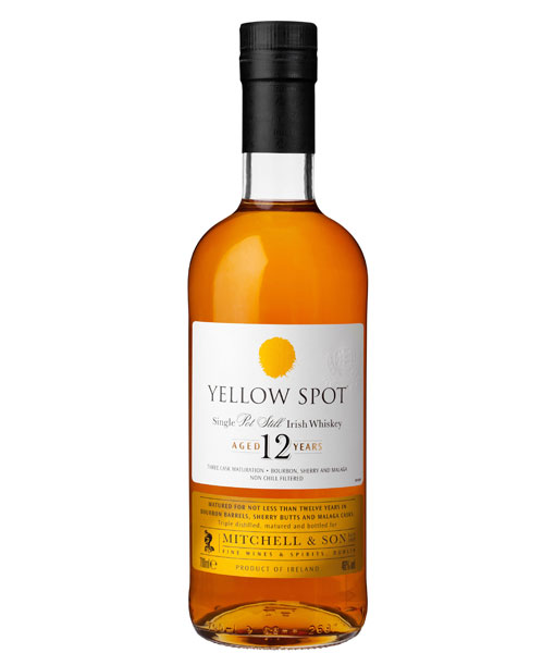 Yellow Spot 12Yr Irish Whiskey 750Ml