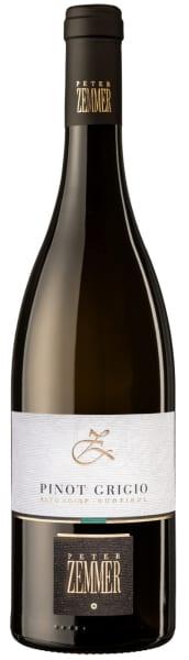 2018 Zemmer Pinot Grigio 750ml