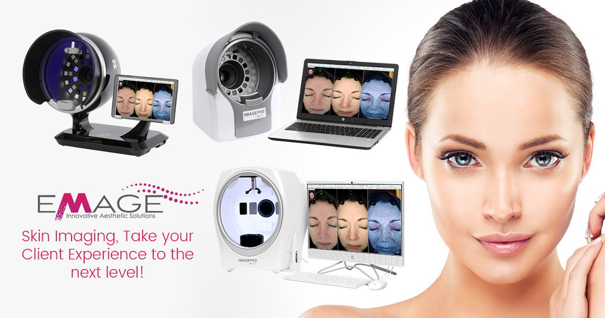 Skin Imaging, Take your Client Experience to the next level!