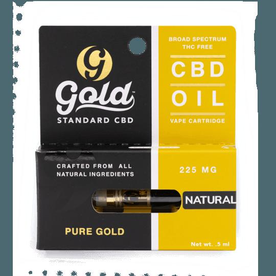 Gold Standard Vape Cartridges