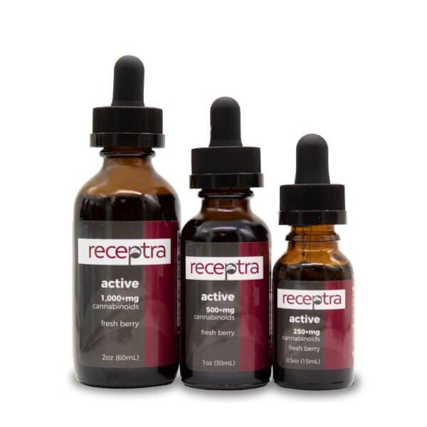 Receptra Naturals Active