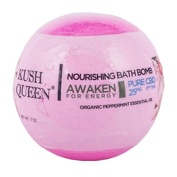 Kush Queen Bath Bomb - Awaken