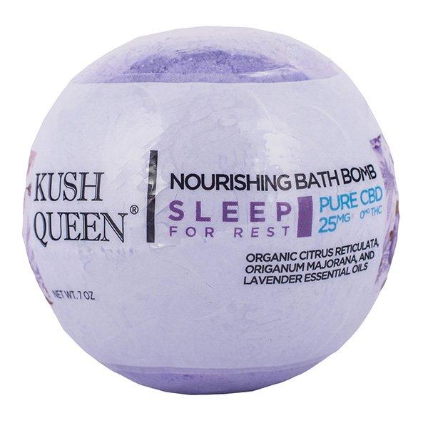 Kush Queen Bath Bomb - Sleep