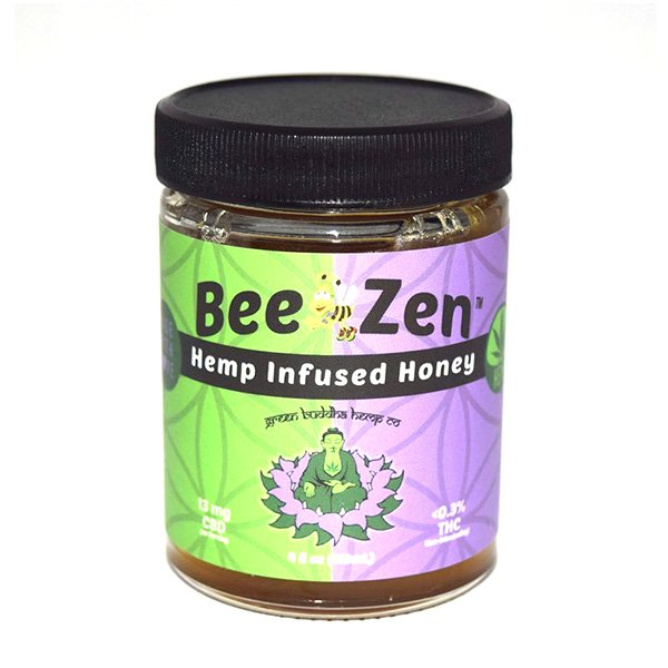 Green Buddha Hemp Co. BeeZen Honey