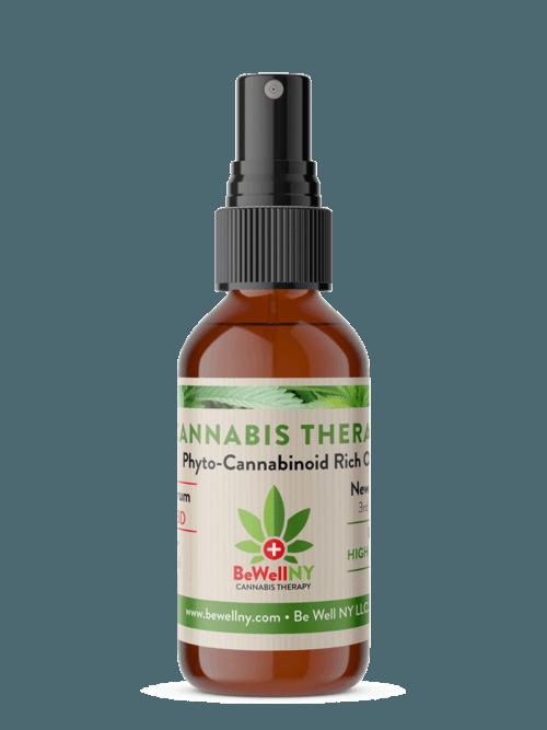 Phyto- Cannabinoid Rich Oil
