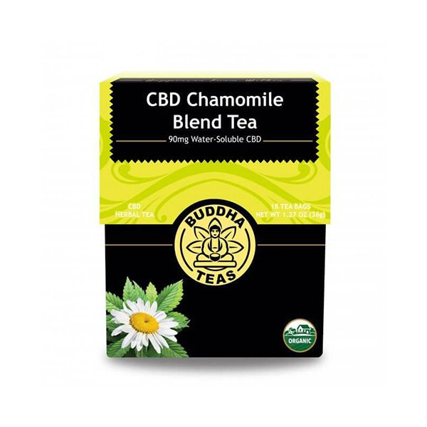 Buddha Teas - Chamomile Blend