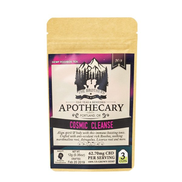 The Brother's Apothecary Tea - Cosmic Cleanse