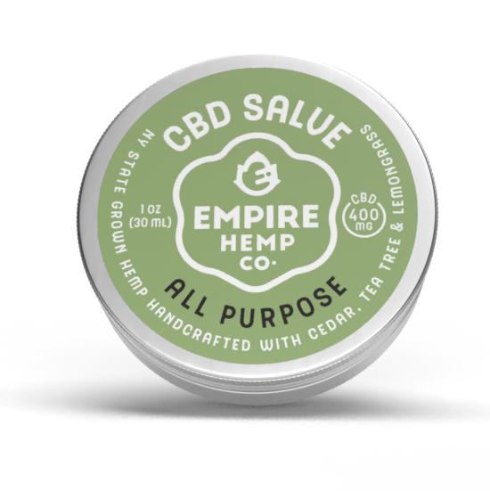 Empire Hemp Co. - All Purpose CBD Salve