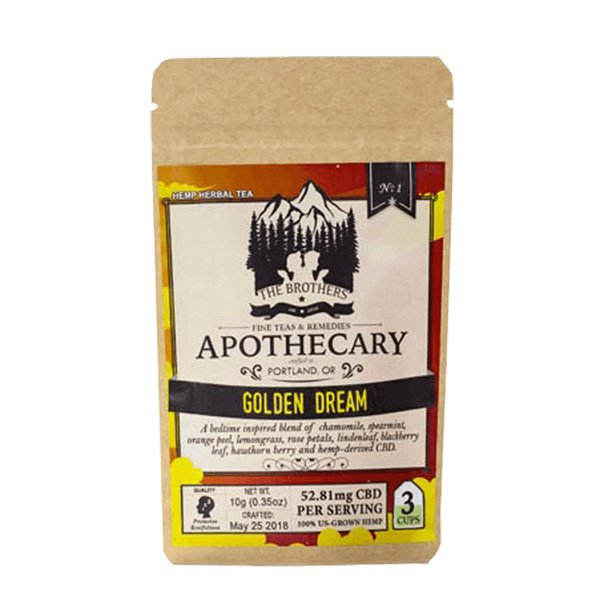 The Brother's Apothecary Tea - Golden Dream