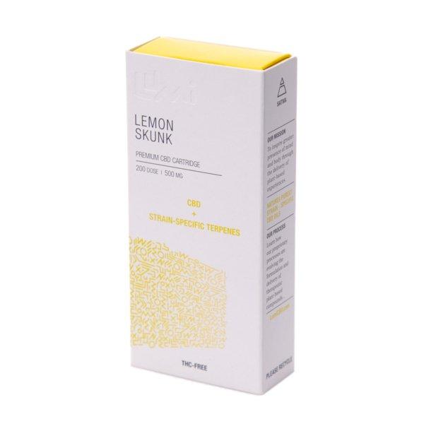 LUMI Lemon Skunk Vape Cartridge - 500mg