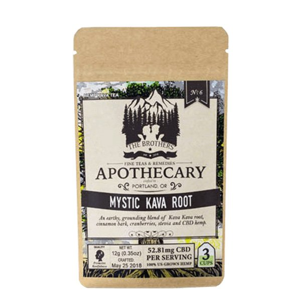 The Brother's Apothecary Tea - Mystic Kava Root