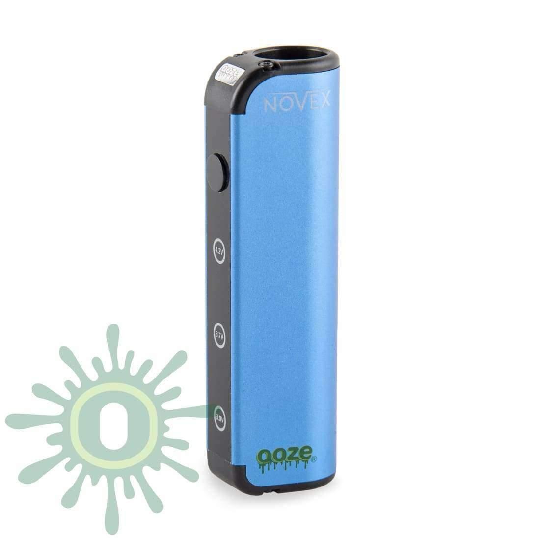 Ooze Novex Extract Vape Battery- Ocean Blue