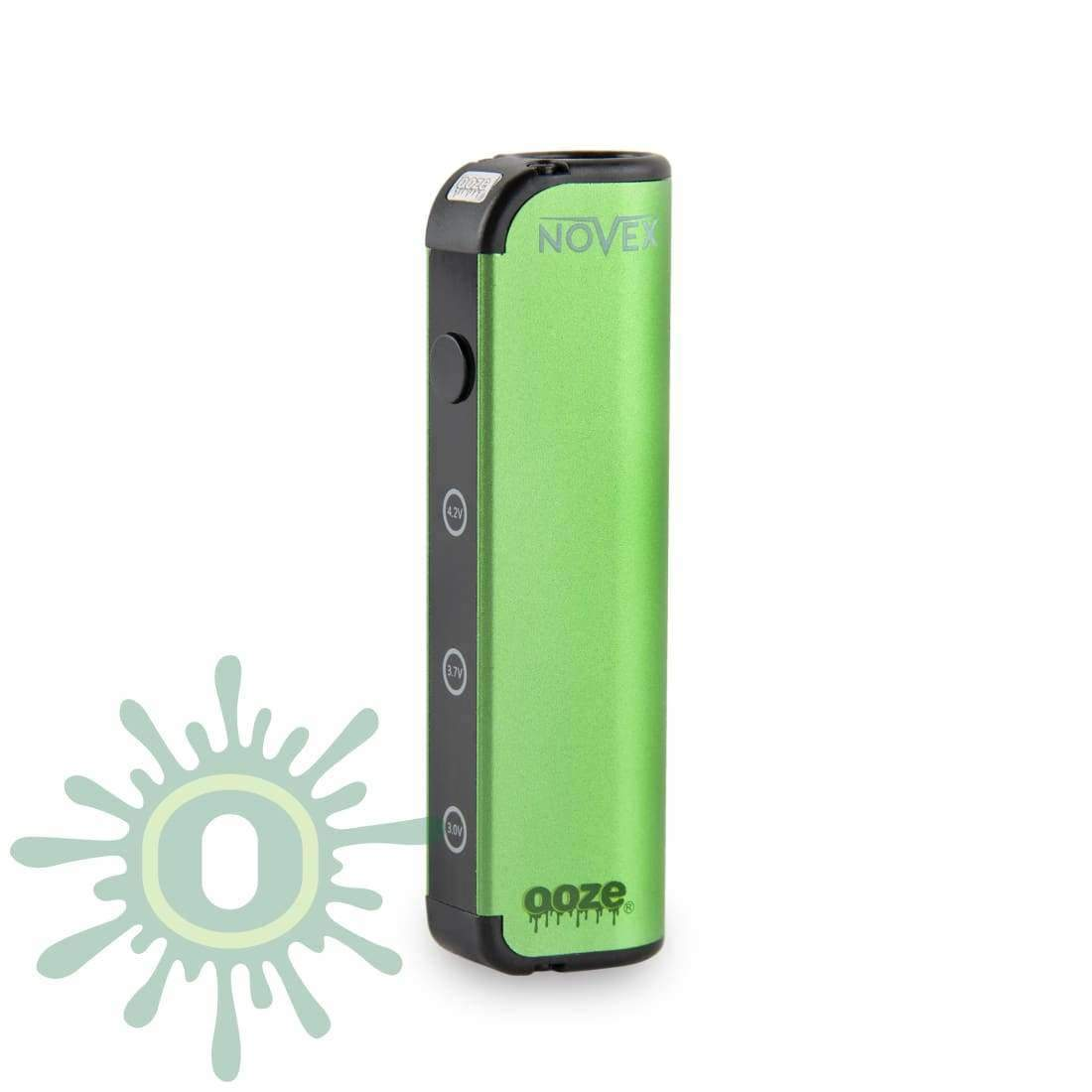 Ooze Novex Extract Vape Battery - Slime Green