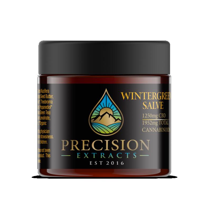 Precision Extracts Wintergreen Salve