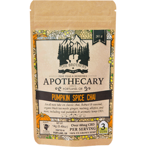 The Brother's Apothecary Tea - Pumpkin Spice Chai