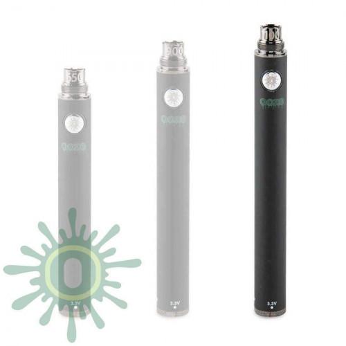 Ooze 1100 Twist Vape Battery - Black