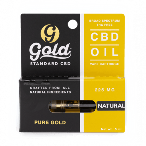 Gold Standard Vape Cartridges