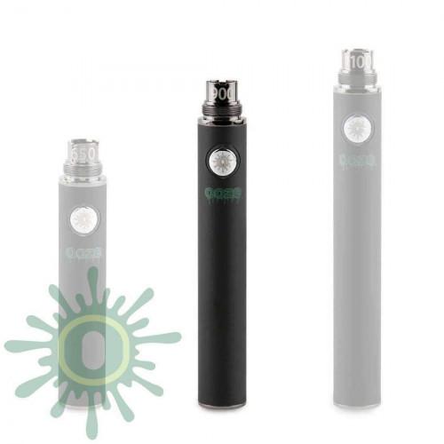 Ooze 900 Vape Battery - Black
