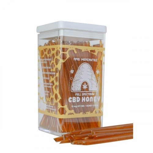 Apis Mercantile Honey Stick