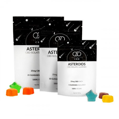 Infinite CBD Asteroid Gummies