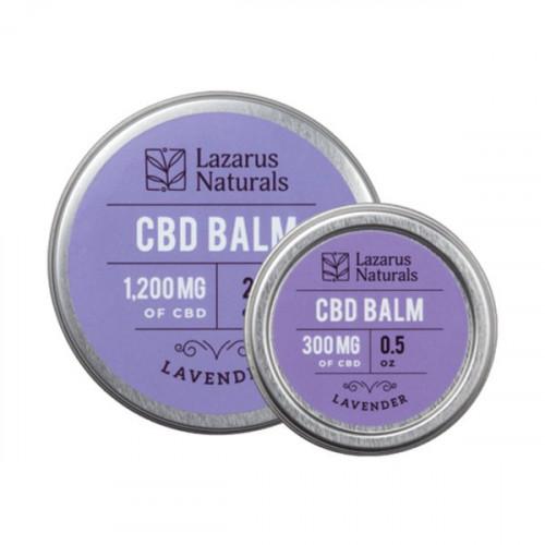 Lazarus Naturals Balm - Lavender