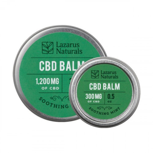 Lazarus Naturals Balm - Soothing Mint