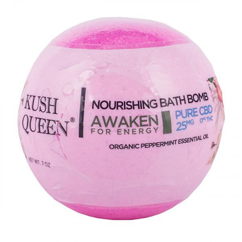 Kush Queen Bath Bomb - Awaken