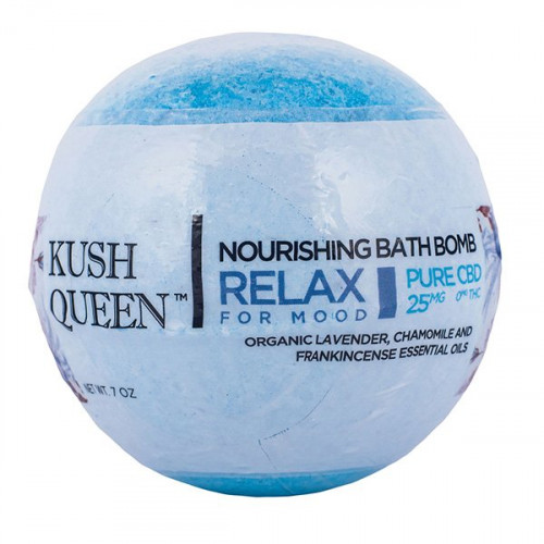 Kush Queen Bath Bomb - Relax