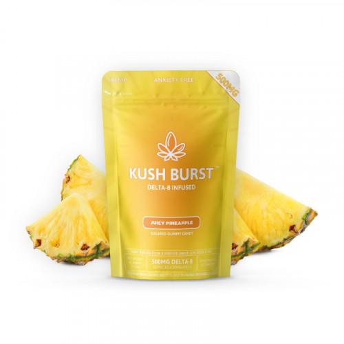 Kush Burst Delta-8 Gummies