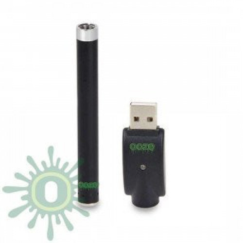 Ooze Slim Pen Touchless Battery w/ USB Charger - Black
