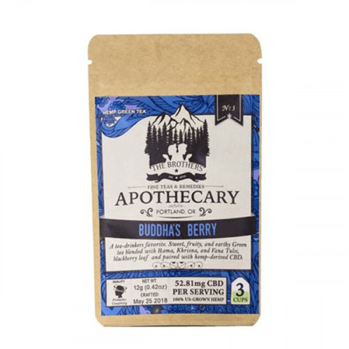 The Brother's Apothecary Tea - Buddha's Berry