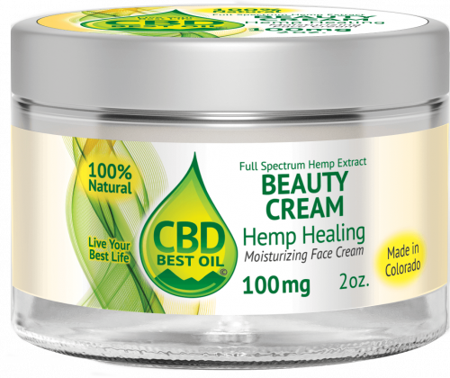 Beauty Moisturizing Face Cream 100 mg