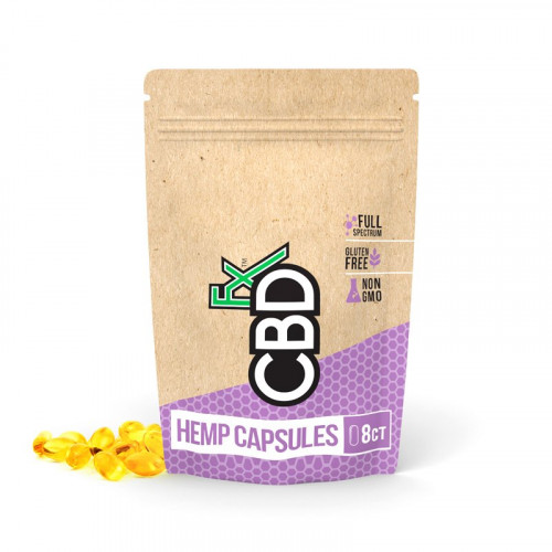 Capsules 8ct Pouch 20 mg